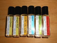 1 DEMETER ROLL ON PERFUME OIL CHOOSE PRODUCT