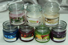 """1~2.5 oz Container Jar Candle~Scented~U Choose Scent~USA Made~2-1/4""""D x 2-1/4""""T"""