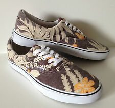 VANS. Van Doren Hawaiian Print Canvas Casual Shoe. US Mens 3.5, 4 & 10.