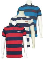 NEW MENS ECKO UNLTD 'TARGA' STRIPED PIQUE POLO T SHIRT - S M L XL XXL RRP£35!