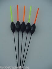 DRAKE FISHING FLOATS IN 5 X 0.25g, 5 x 0.4g or 5 x 0.8g