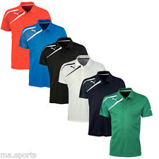New Puma Spirit Polo Mens Training Football T-shirts new 2013-14 Range 6 colour
