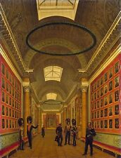 A4+ Size Print Chernetsov Grigory Grigoryevich Interiors Winter Palace. War Gall