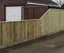 Fencing Feather Edge Board - Pressure Treated - FREE DELIVERY 50 MILES OF BOSTON
