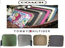 COACH & TOMMY HILFIGER Case Cover Sleeve Handbag Accessory - Multiple Colors