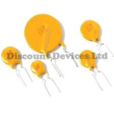 5x  RESETTABLE  FUSE POLYFUSE, PTC, RADIAL 60V, ROHS Compliant 900mA-2.5A