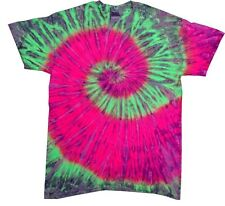 Watermelon Tie Dye T-Shirts  Adult S to 3XL Cotton. Check Description