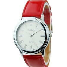 NEW Quartz Ladies Fashion Wrist Watch Classic Round Woman Watch