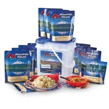 Mountain House Freeze Dried Food Pouches - Breakfast, Entrees, Dessert