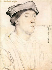 Art Print - Sir Richard Southwell - Hans Holbein The Younger 1497 1543