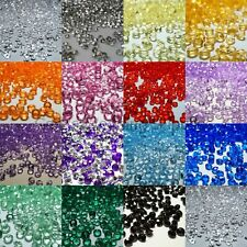 New 5000 x 4.5 mm Crystal Diamond Confetti Wedding Table Scatters