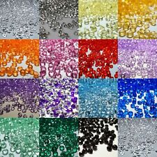 NEW Crystal Diamond Confetti Table Scatters 4.5 mm x 5000 Wedding Decorations