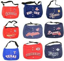 MLB Jersey Purse Tote Bag Purse - Choose Your Team