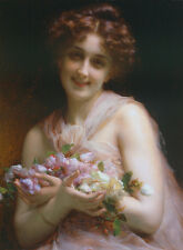Photo/Poster - Piot Flowers - Etienne Adolphe Piot 1850 1910