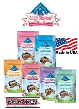 Blue Buffalo Kitty Yums Chicken ♦ Salmon ♦ Seafood Cat Treats 2 oz All Natural