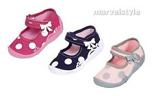BABY GIRLS CANVAS SHOES SANDALS WALKING SHOES UK size 3-9 /EU 20-27 Breathable !