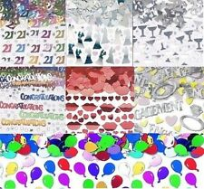 Confetti - Congratulations Engagements Lips 21st Bride&Groom Champagne Balloons