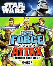 Star Wars Force Attax Series 2 : Base Cards 1 - 60