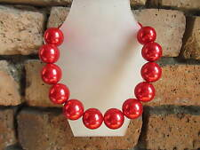 1 x Marge Simpson Large Chunky Necklace, Big Beads For Party/Fancy Dress