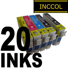 20 Compatible Replacements for Epson T0715 Printer Ink Cartridges
