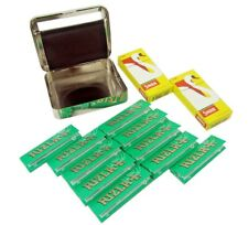 Automatic Cigarette Rolling Machine Tin Swan Filter Tips Rizla Rolling Papers