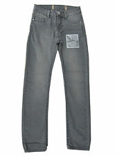 Girls Grey Skinny Jeans Ex-Chainstore Fashionable/Stylish Ages 8 Years-16 Years