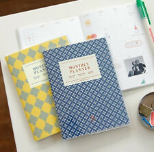 Journal Planner Iconic A6 Monthly Planner