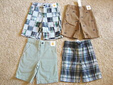 GYMBOREE Summer Guy Tractor Shorts 5 6 7 8 10 12 NWT