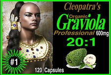 100% Organic Soursop with the strength of 20 to 1 =20:1 Purest Soursop Graviola
