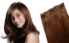 Clip In One Piece Extension for VOLUME -  AAAA+ Remy Human Hair