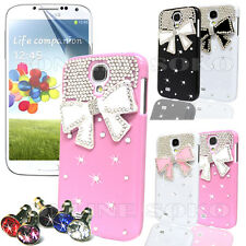 LUXURY BLING CRYSTAL DIAMOND CASE COVER FOR MOBILE PHONES FREE SCREEN PROTECTOR
