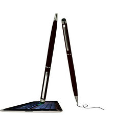 2 Use Black Touch Screen Capacitive Stylus / Pen For Samsung Galaxy Ace and More