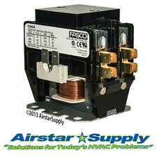 CONTRACTOR PACK  -  (6) or (12) Trane Contactors - 40 Amp 2 Pole 24v D70637.021