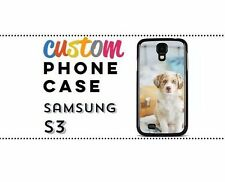 PERSONALISED CUSTOM SAMSUNG GALAXY S4 PRINTED Silicon CASE COVER for S4