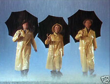Singing in The Rain - Gene Kelly, Debbie R  Glossy Photographic print A4 or A5