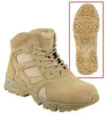 DESERT BOOTS  Low FORCED Entry Deployment  6 inch MILITARY ARMY 3-13 Reg & Wide