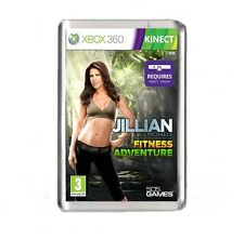 Xbox 360 Games Covers Large Fridge Magnets Collectables pic size 45mm X 70mm