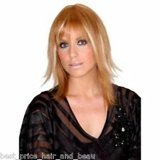 SLEEK HUMAN HAIR Wig PLATINUM FREE WIG CAP  - FREE RECORDED DELIVERY