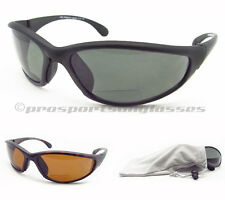 Bifocal Polarized Sunglasses 1.50, 2.00, 2.50 for Fishing, Cycling, Driving