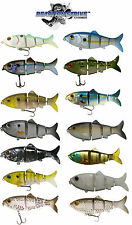 "REACTION STRIKE REVOLUTION SHAD SWIMBAIT WAKE 4"" (10 CM) select colors"