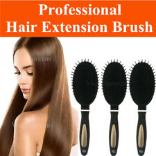 Brand New Professional Loop Brush Static Free For Hair Extension Care