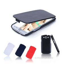 New PU Leather Protective Case Flip Cover Pouch For Sumsung GALAXY SIII S3 i9300