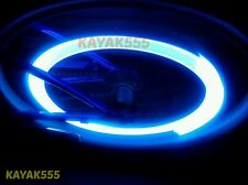 NEON LED VALVE STEM CAR RIMS TIRE LIGHTS SCION CHEVY NISSAN HONDA CHRYSLER ETC..