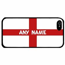 Cover for Iphone 5 English flag England St George Personalised name phone case