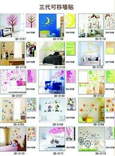 Wall Decal Decor Sticker , Removable Wall paper for Wall, Mirror