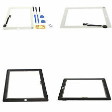 9.7'' LCD Touch Screen Digitizer Replacement+Adhesive Glue Tape For iPad 3 PICK