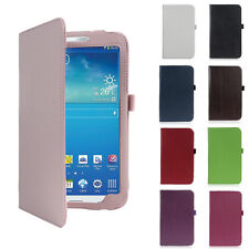 PU Leather Case Cover Stand Protective Skin for Samsung Galaxy Tab 3 8.0 T310