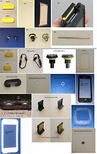 REPLACEMENT ACCESSORY PARTS IPHONE 4/4S/5/5TH GEN RUBBER GASKET LIFEPROOF SCREEN