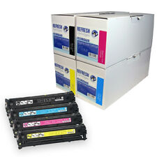 REMANUFACTURED CANON 716 BK/C/M/Y LASER PRINTER TONER CARTRIDGES SINGLE OR MULTI