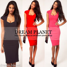 Hot Sale! 2014 Hybrid Pencil Dress Column Midi Pencil Bodycon NPD Dress